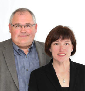 Andrew & Anne Hodgson