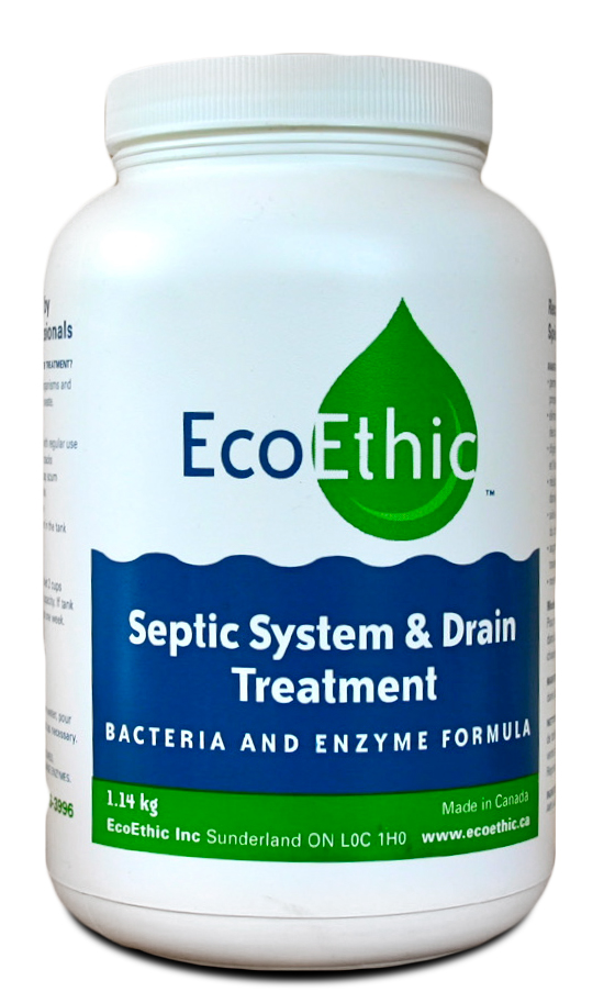 EcoEthic Septic System Treatment
